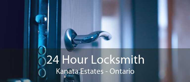 24 Hour Locksmith Kanata Estates - Ontario
