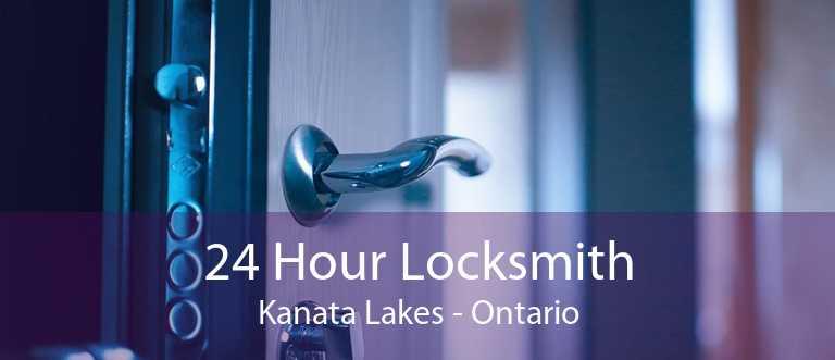 24 Hour Locksmith Kanata Lakes - Ontario