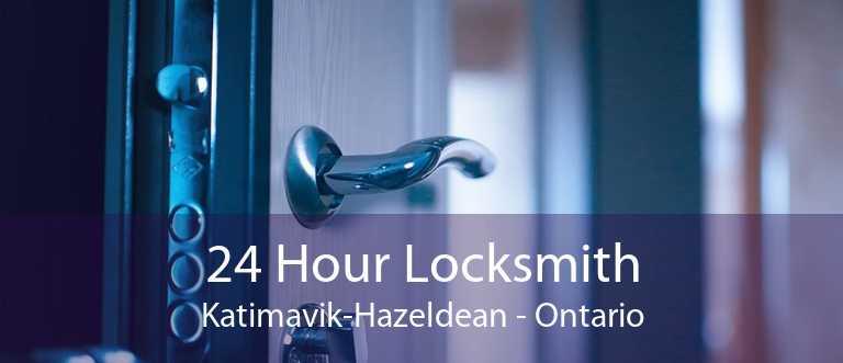 24 Hour Locksmith Katimavik-Hazeldean - Ontario