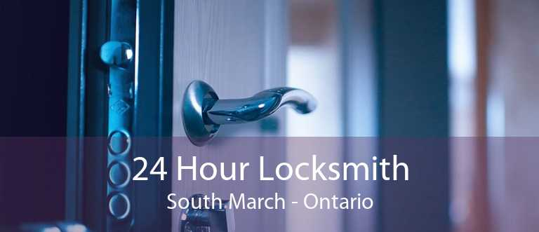 24 Hour Locksmith South March - Ontario