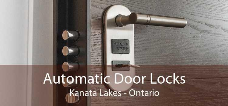 Automatic Door Locks Kanata Lakes - Ontario
