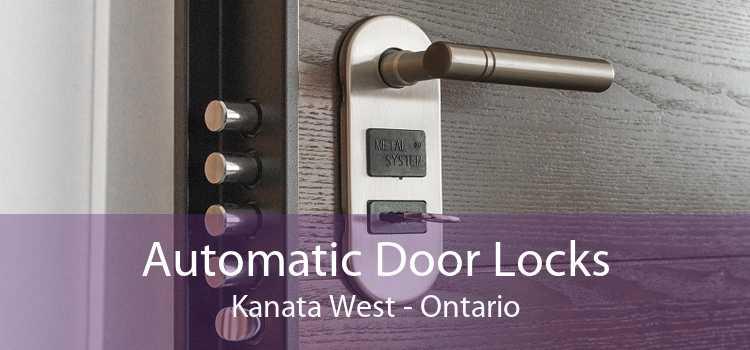 Automatic Door Locks Kanata West - Ontario