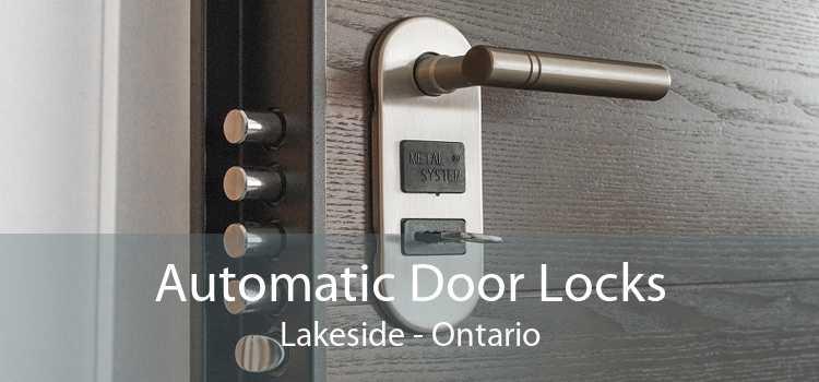 Automatic Door Locks Lakeside - Ontario