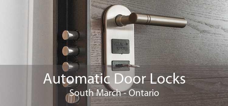 Automatic Door Locks South March - Ontario