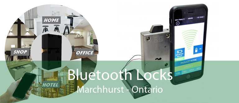 Bluetooth Locks Marchhurst - Ontario