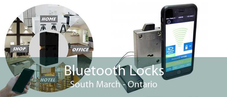 Bluetooth Locks South March - Ontario