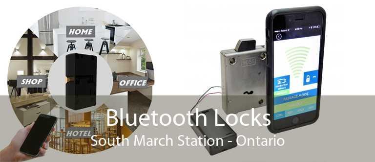 Bluetooth Locks South March Station - Ontario