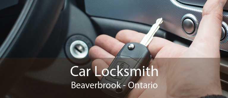 Car Locksmith Beaverbrook - Ontario
