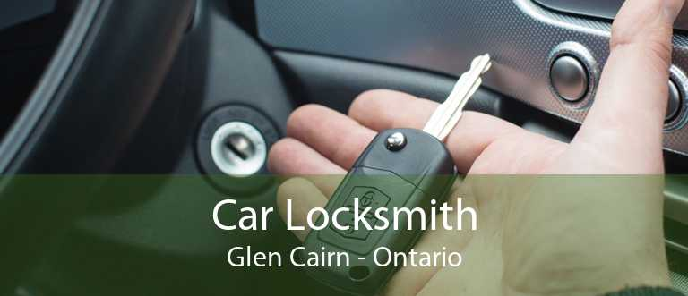 Car Locksmith Glen Cairn - Ontario