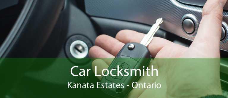 Car Locksmith Kanata Estates - Ontario