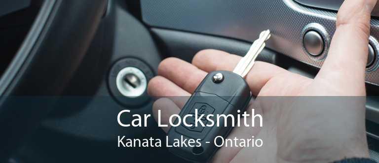 Car Locksmith Kanata Lakes - Ontario