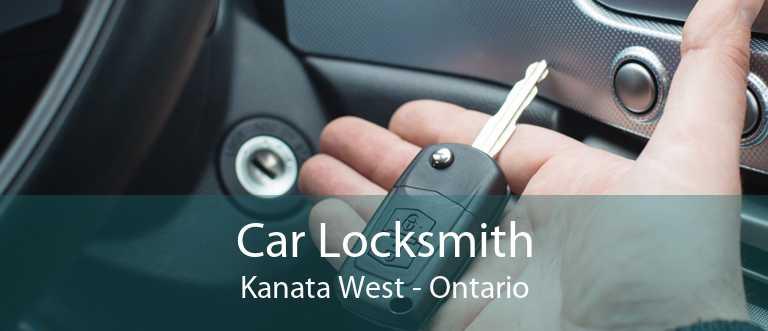 Car Locksmith Kanata West - Ontario