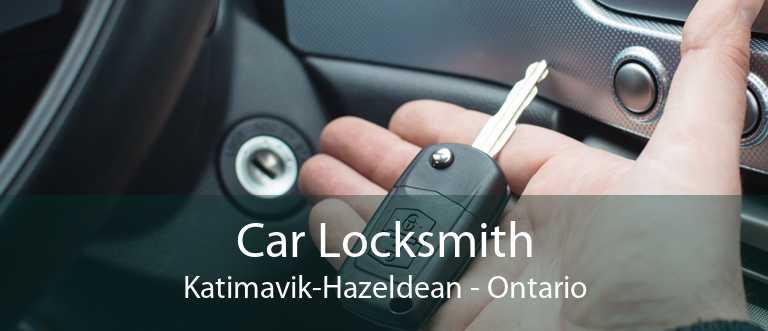 Car Locksmith Katimavik-Hazeldean - Ontario