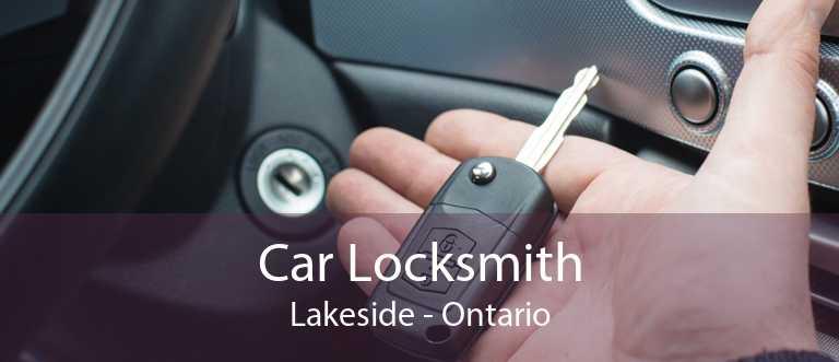 Car Locksmith Lakeside - Ontario