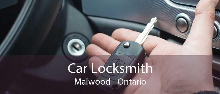 Car Locksmith Malwood - Ontario