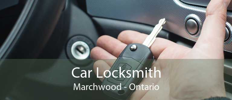 Car Locksmith Marchwood - Ontario