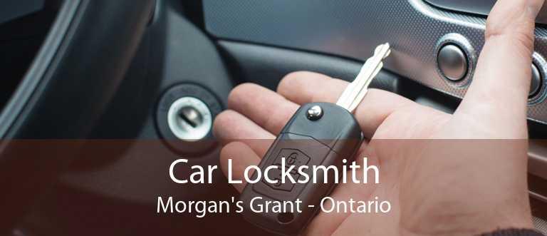 Car Locksmith Morgan's Grant - Ontario