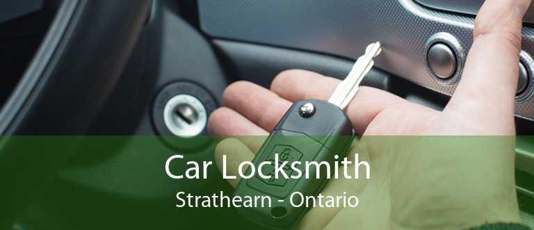 Car Locksmith Strathearn - Ontario