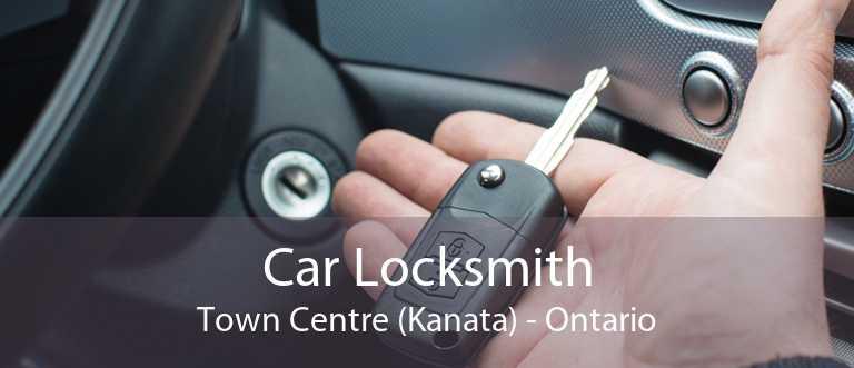 Car Locksmith Town Centre (Kanata) - Ontario
