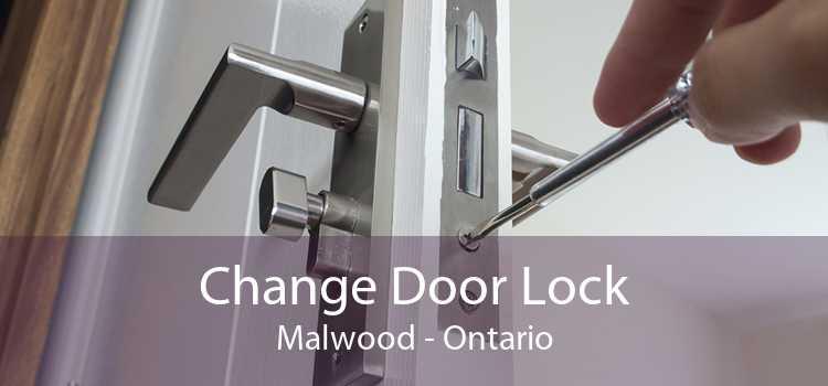 Change Door Lock Malwood - Ontario