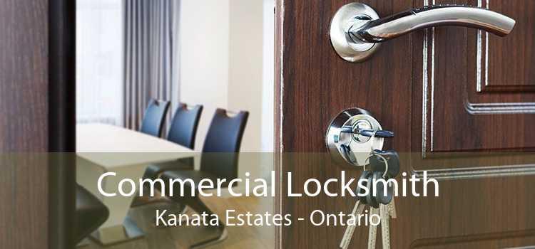 Commercial Locksmith Kanata Estates - Ontario