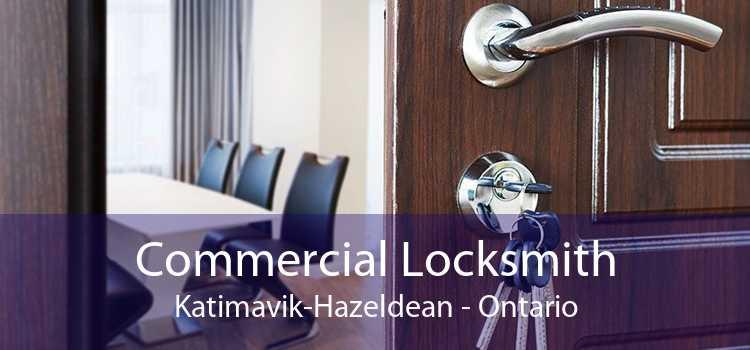 Commercial Locksmith Katimavik-Hazeldean - Ontario