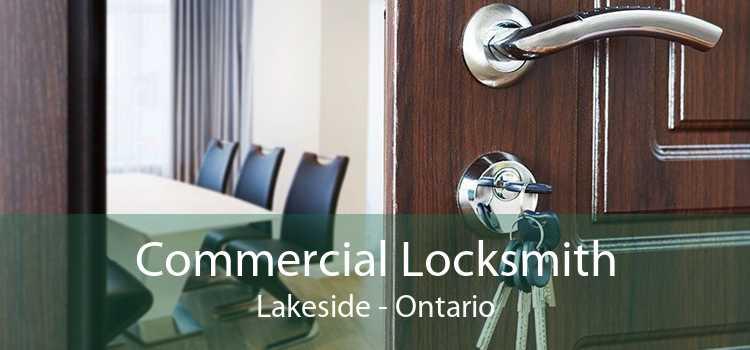 Commercial Locksmith Lakeside - Ontario