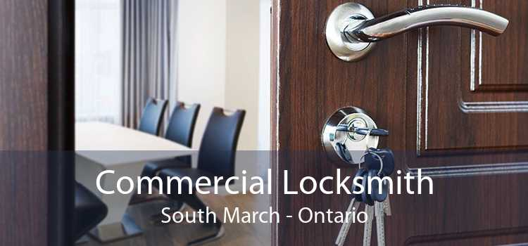 Commercial Locksmith South March - Ontario