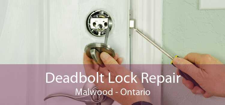 Deadbolt Lock Repair Malwood - Ontario