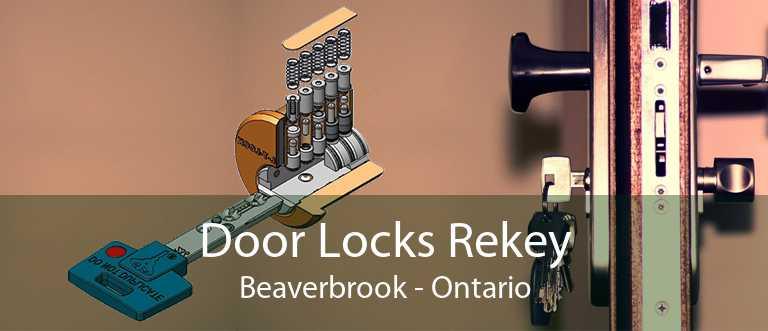 Door Locks Rekey Beaverbrook - Ontario