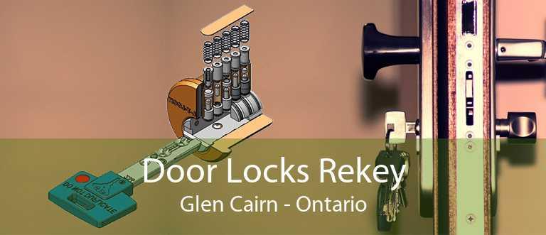 Door Locks Rekey Glen Cairn - Ontario