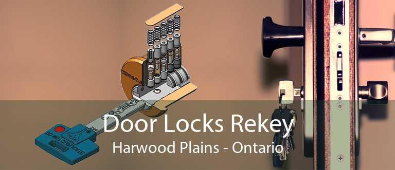 Door Locks Rekey Harwood Plains - Ontario