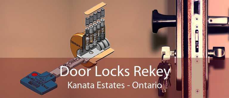 Door Locks Rekey Kanata Estates - Ontario