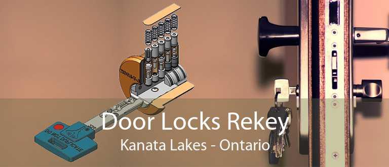 Door Locks Rekey Kanata Lakes - Ontario