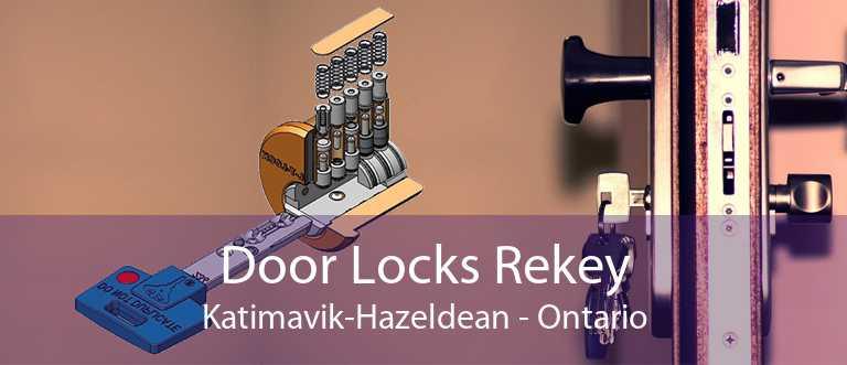 Door Locks Rekey Katimavik-Hazeldean - Ontario