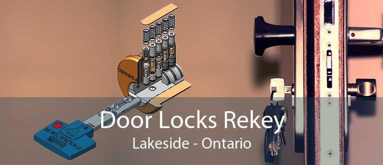 Door Locks Rekey Lakeside - Ontario