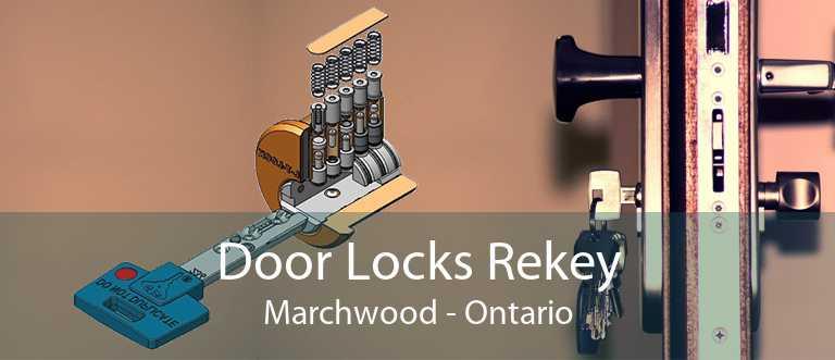 Door Locks Rekey Marchwood - Ontario