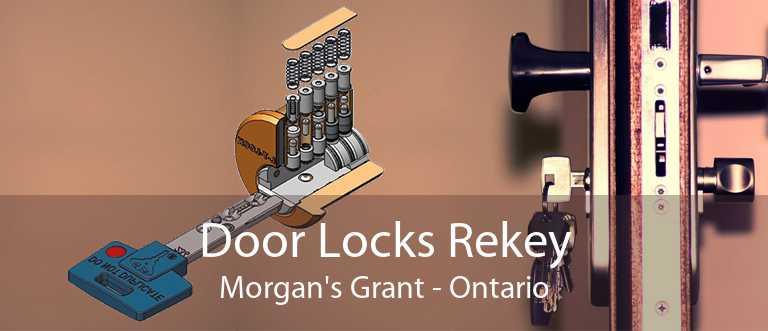 Door Locks Rekey Morgan's Grant - Ontario