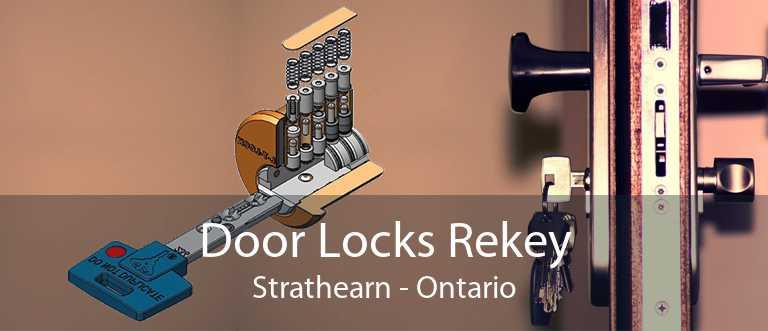 Door Locks Rekey Strathearn - Ontario