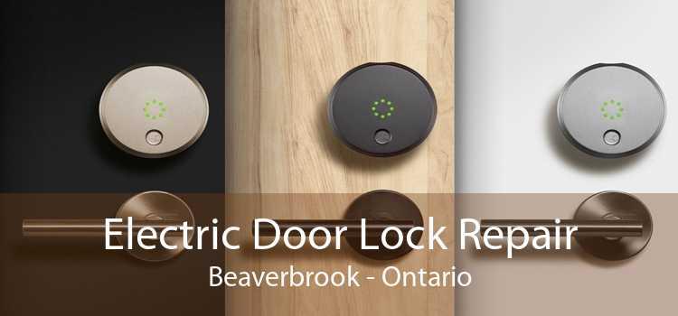 Electric Door Lock Repair Beaverbrook - Ontario