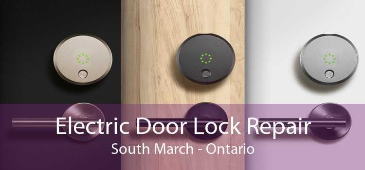 Electric Door Lock Repair South March - Ontario