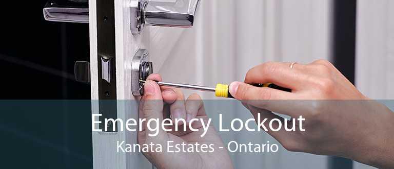 Emergency Lockout Kanata Estates - Ontario