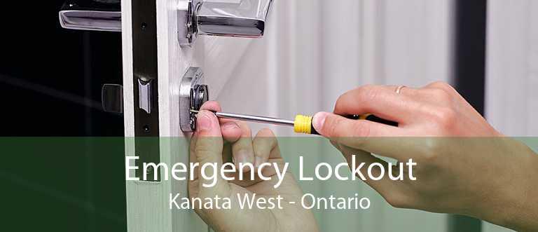Emergency Lockout Kanata West - Ontario