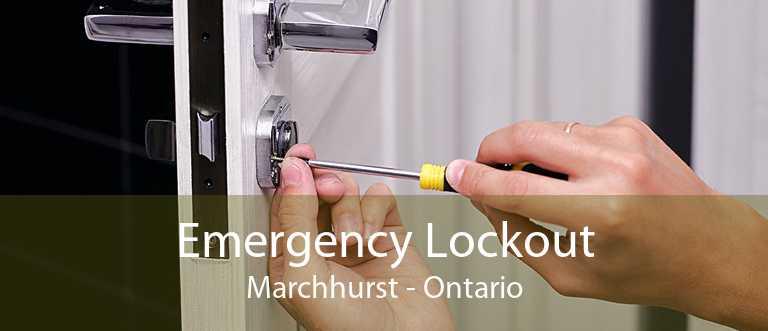 Emergency Lockout Marchhurst - Ontario