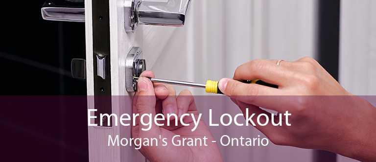 Emergency Lockout Morgan's Grant - Ontario