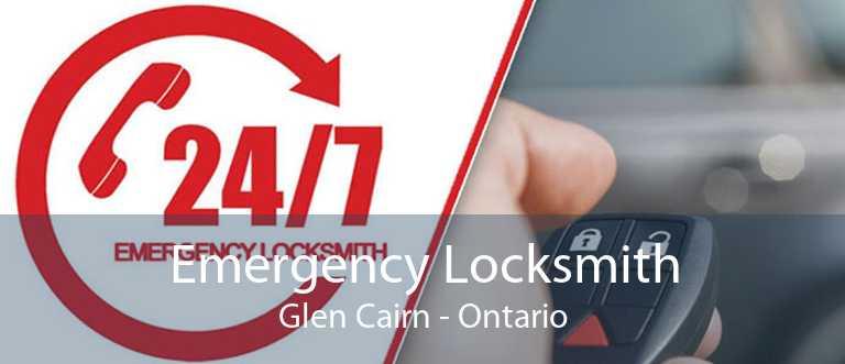 Emergency Locksmith Glen Cairn - Ontario