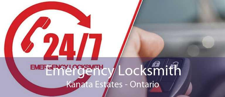 Emergency Locksmith Kanata Estates - Ontario