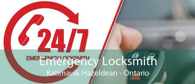Emergency Locksmith Katimavik-Hazeldean - Ontario