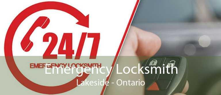 Emergency Locksmith Lakeside - Ontario
