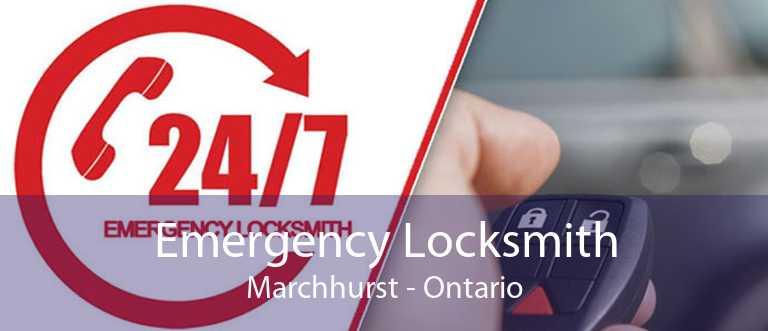 Emergency Locksmith Marchhurst - Ontario